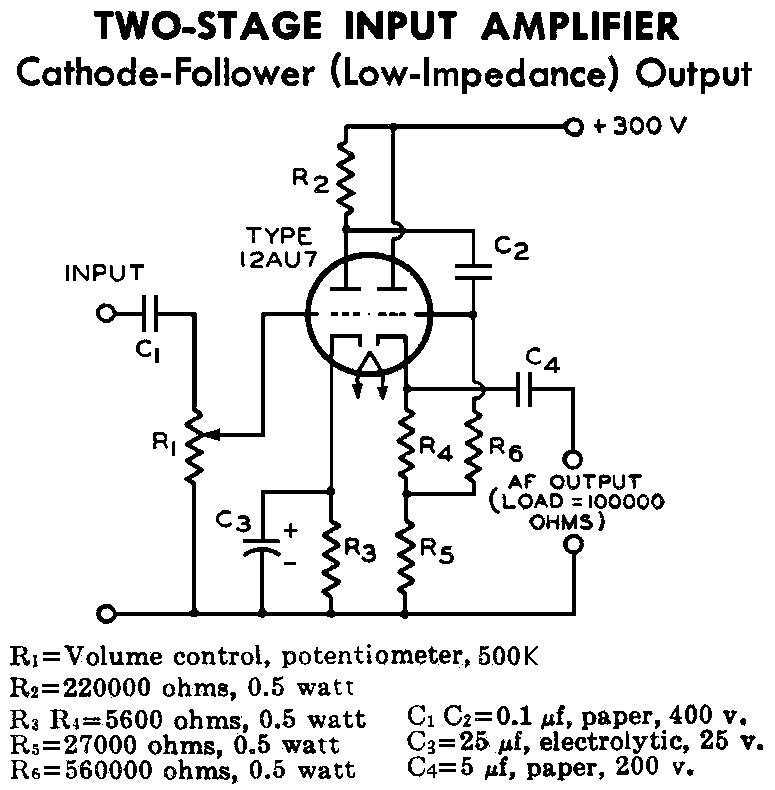 Bespoke Mic Preamp Based On Akai Roberts Circuit