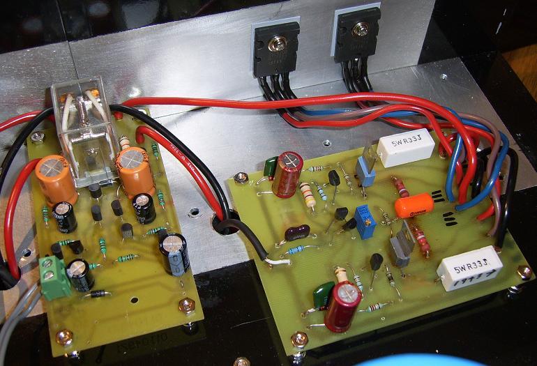 Figure 1 Jean Hiraga39s Super Classa 30w Amplifier Schematic And Pcb