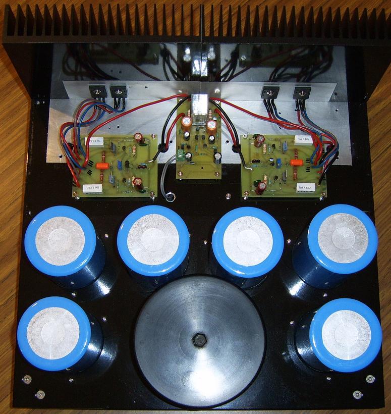 Class A Amplifier Circuits Eleccircuitcom