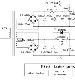 photos of power supply schematic [ 1190 x 785 Pixel ]