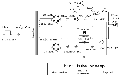 small resolution of photos of power supply schematic