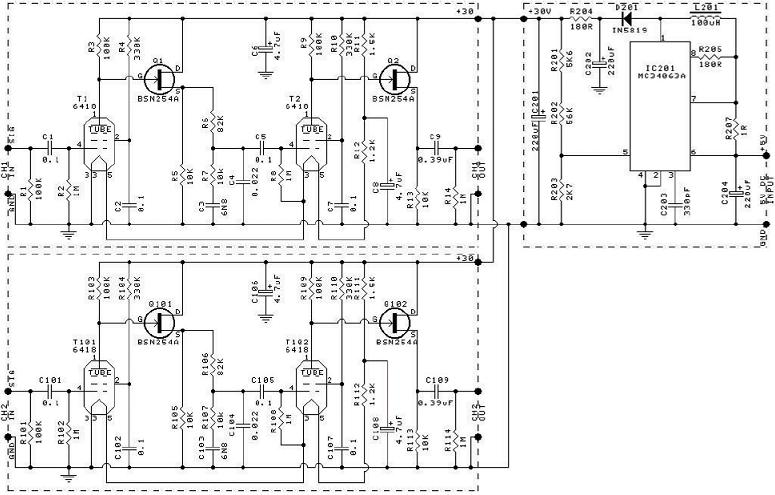 Dumble Ods Schematic, Dumble, Free Engine Image For User
