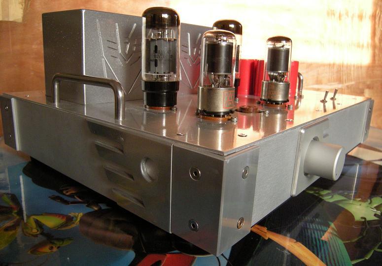 Diy Single Ended Se 6l6 Tube Amplifier