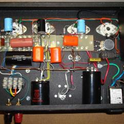 Guitar Amp Wiring Diagram Of A Queen Bee Diy Audio Projects Forum • Help With Tube Design