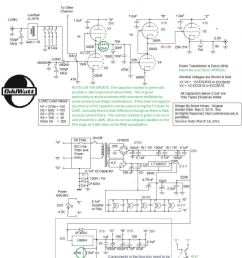updated groovewatt tube riaa phono preamp schematic [ 1050 x 1275 Pixel ]