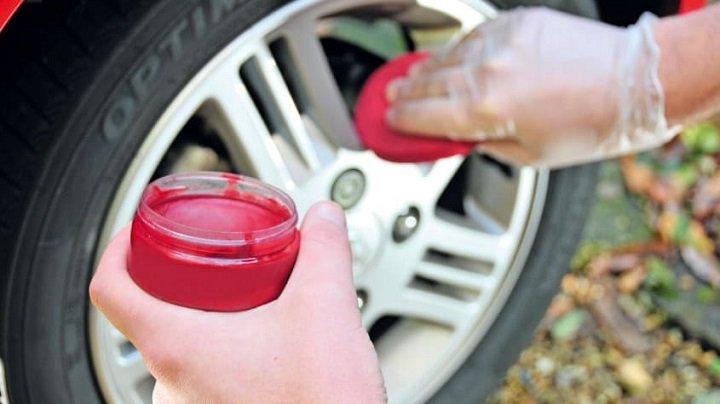 Sealant for wheels