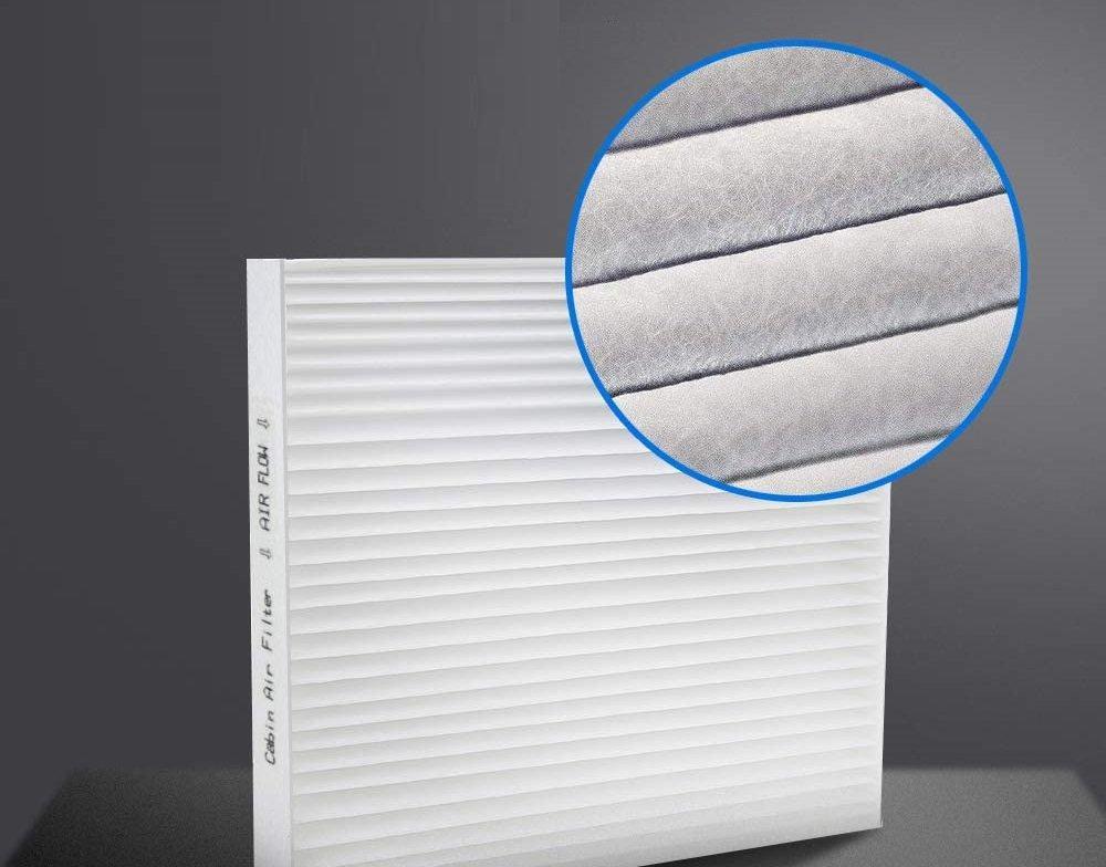 Electrostatic Cabin Air Filter