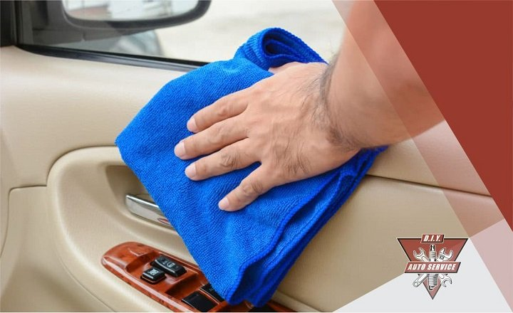 Care of Your Vehicle's Plastic