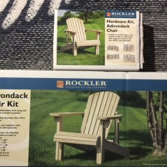 Diy Adirondack Chair Kit Costco Kids Chairs Average Joe
