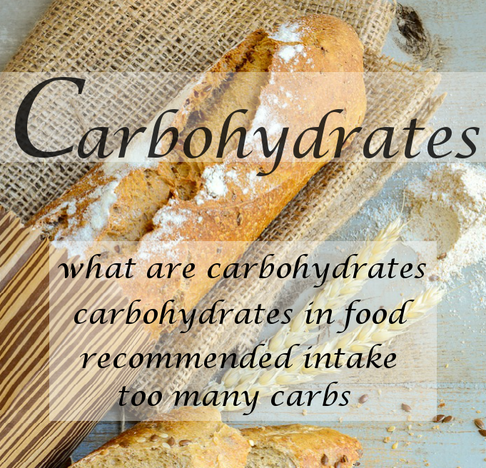 About Carbohydrates diybites