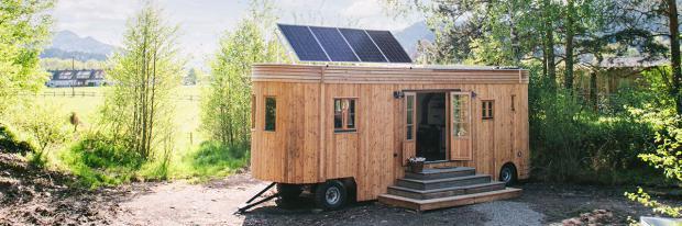 Tiny House selber bauen In 4 Schritten zum eigenen Tiny