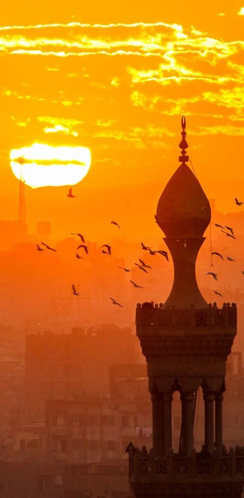 Cairo Egypt Sunset