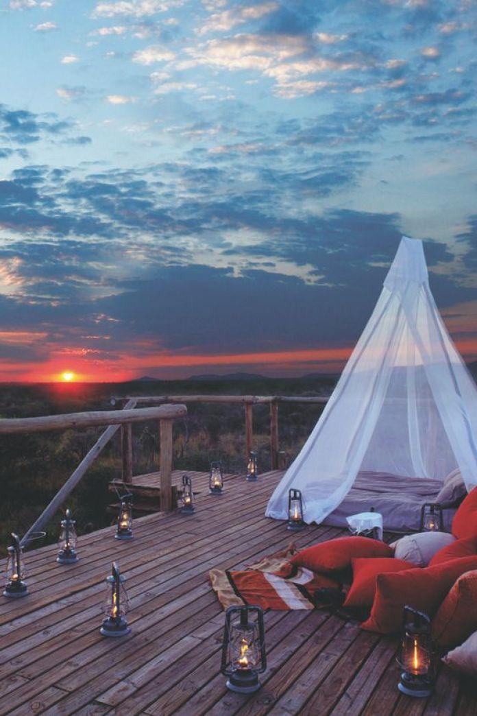 South Africa Sunset Sanctuary Retreats