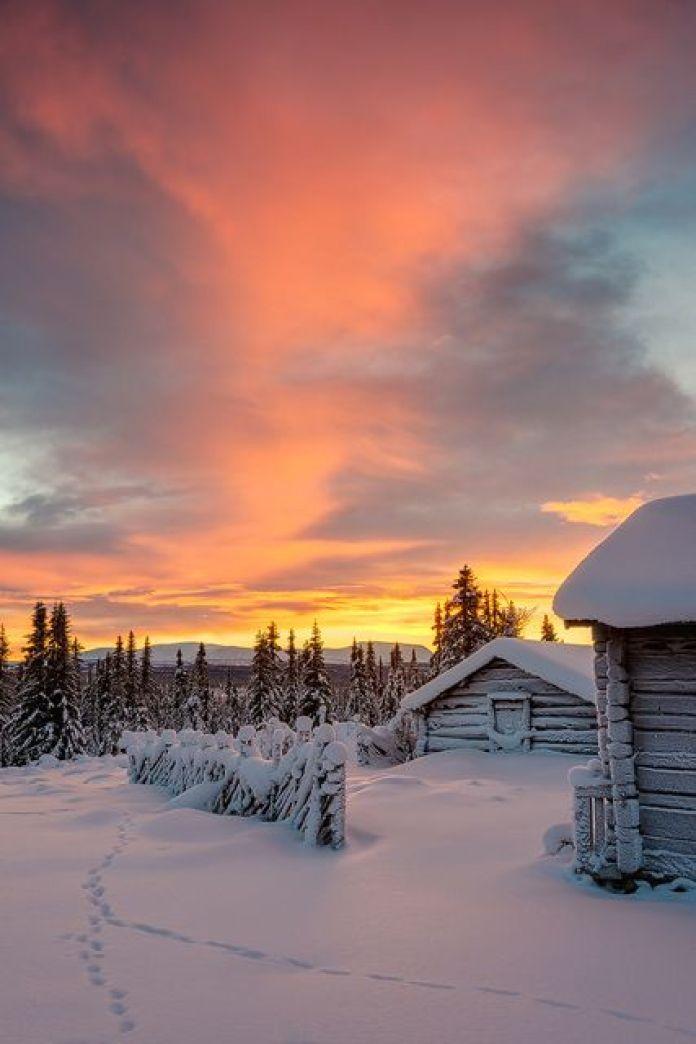 Sweden Sunset