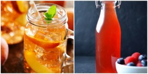 8 Ways to Flavor Your Kombucha Drinks