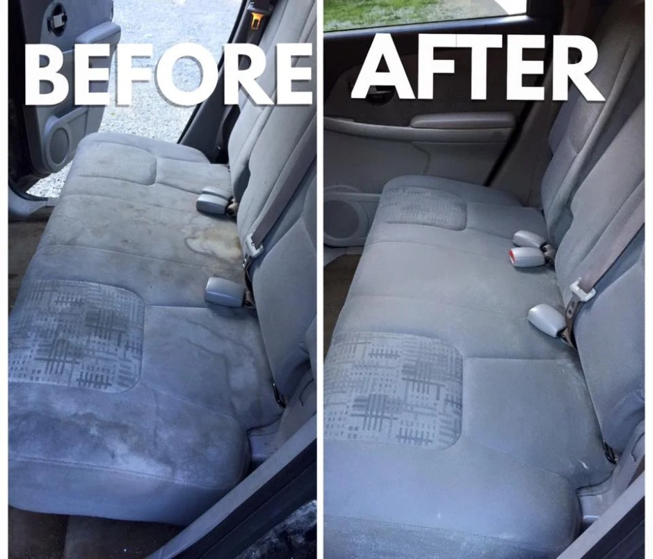 These 10 Car Cleaning Hacks Are So EFFECTIVE! I love the hack for getting rid of all my pet fur that has gotten stuck into the seats!