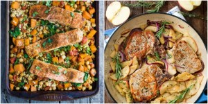 19 Quick & Easy One-Pan Fall Recipes That'll Save You Loads of Time