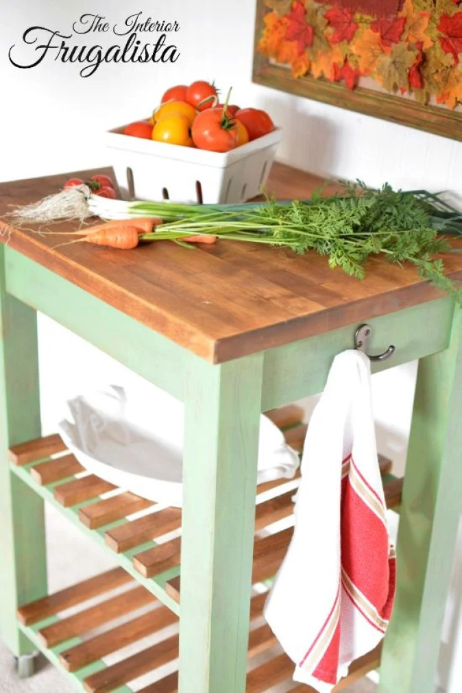These 11 Kitchen Island Ikea Hacks Are STUNNING! I love upgrading my own furniture and this is such a wonderfully cheap way to do it!