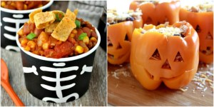 15 Creative & Healthy Halloween Recipes You'll Crave