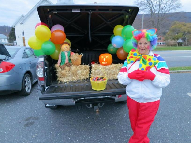 Candyland Trunk Or Treat Ideas