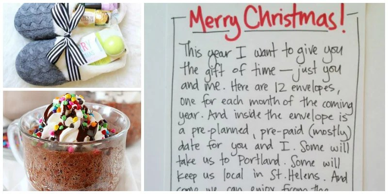 15 Homemade Christmas Gifts That'll Make Your Friends Feel Loved