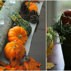 19 DIY Thanksgiving Centerpieces That'll Impress Your Guests