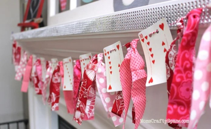 These 12 Valentine's Day Decor Ideas Are So Easy To Make On The Fly! Definitely repinning!