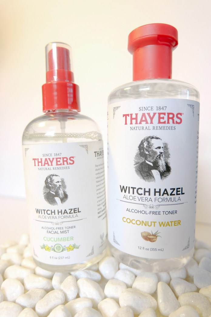 Thayers Witch Hazel Coconut Water And Cucumber #Thayers #Beauty #Skincare