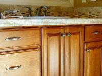 Bathroom Cabinet Refacing - Outside The Box