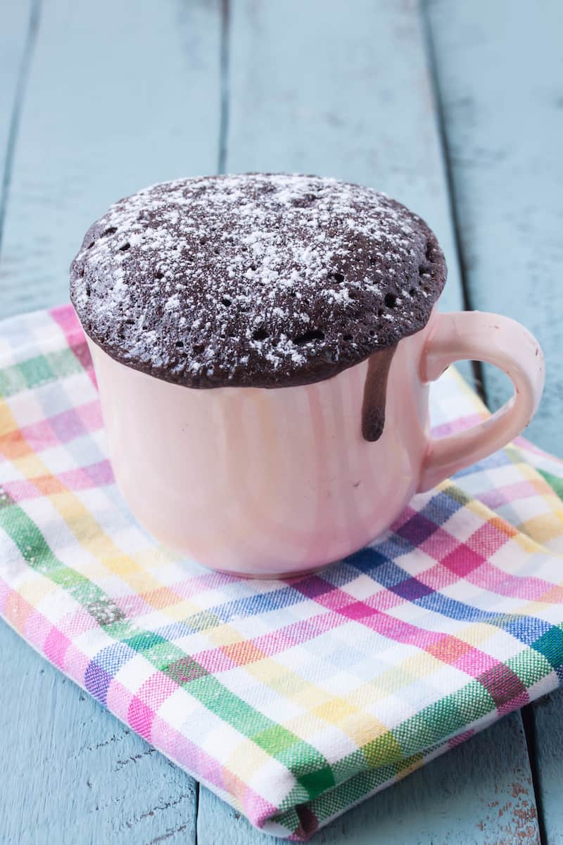 How to Make a Mug Cake  Plus 20 Recipes  DIY Candy
