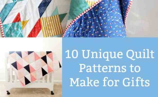 Diy Gifts For Quilters Easy Craft Ideas