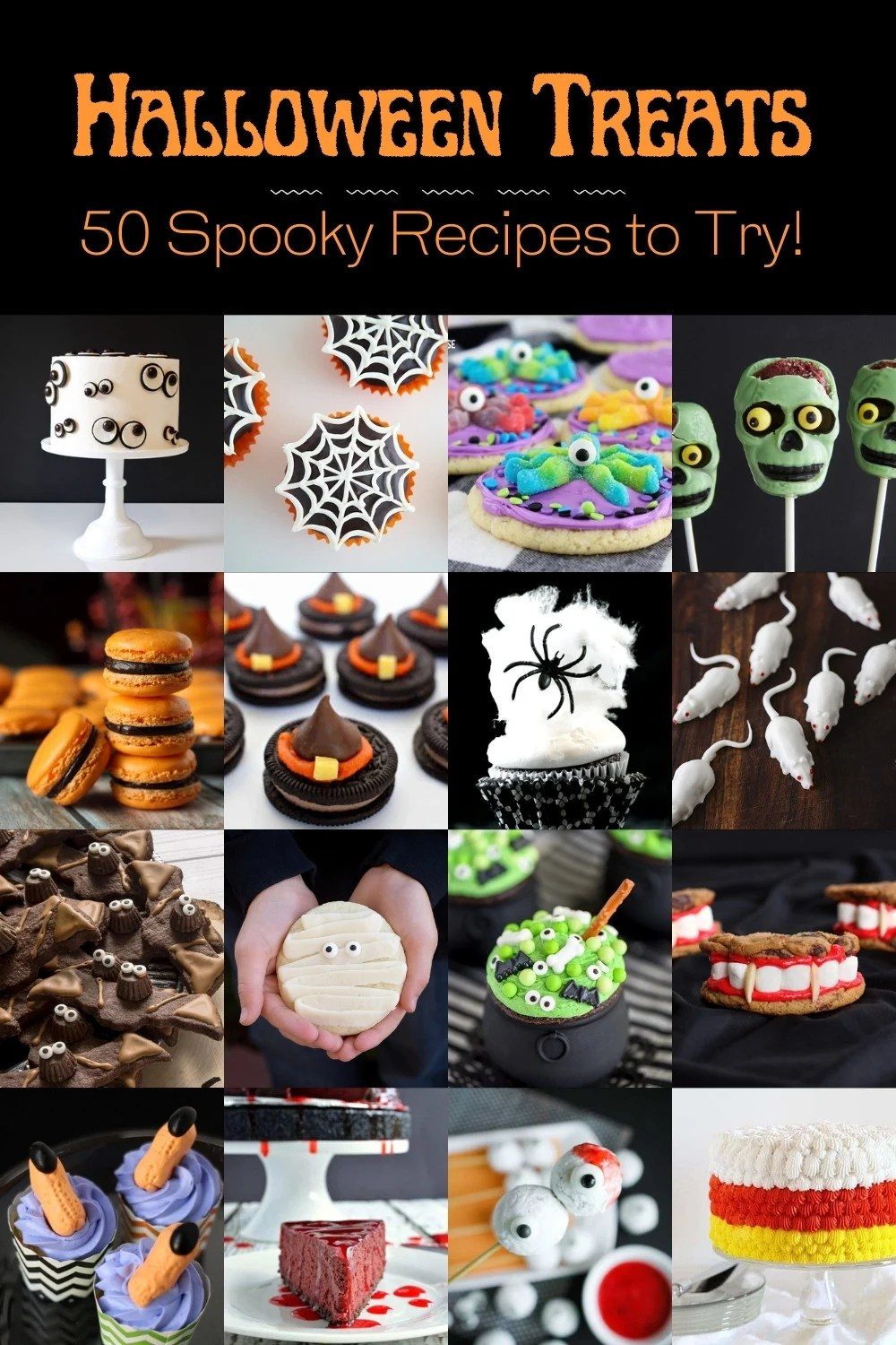 Do you ever feel that halloween creeps up on you or that you're never actually ready when the day arrives? Amazing Halloween Desserts You Ll Have To Make Diy Candy