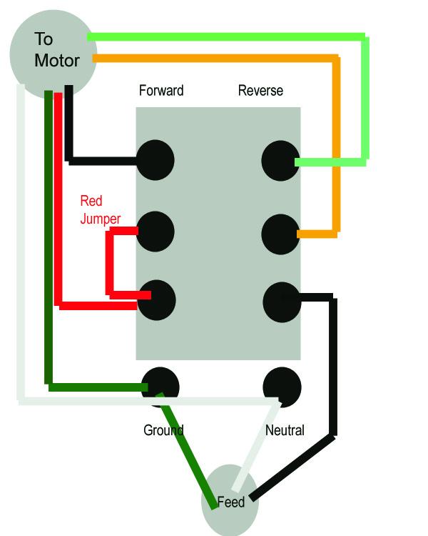 Dayton Motor Wiring Diagram : dayton, motor, wiring, diagram, GearMotor, Wiring, Improvement, Forum