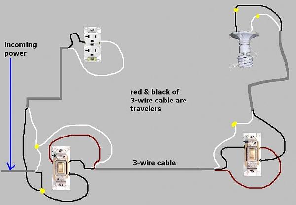 Single Pole Switch With 6 Wires, Want 3 Way Switch