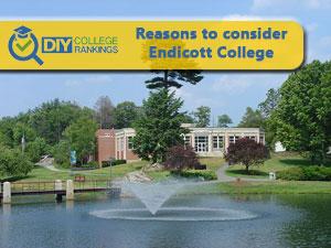 Endicott College campus