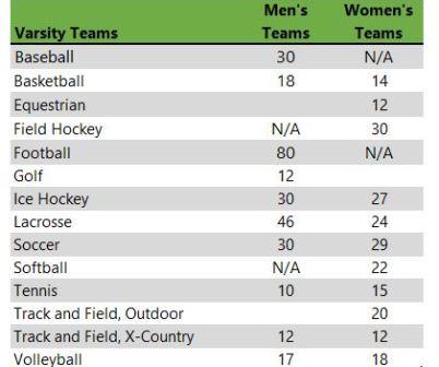 Endicott College athletic teams