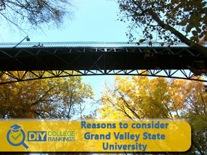 Grand Valley State University campus
