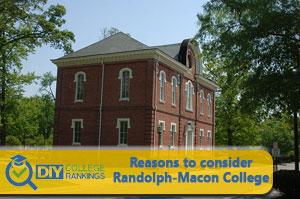 Randolph-Macon college campus