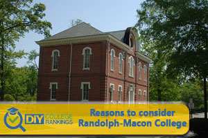 Randolph-Macon college campus