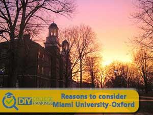 Miami University Oxford campus