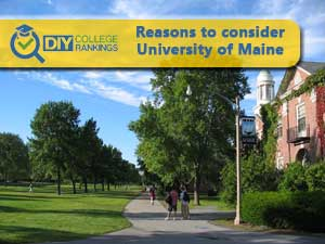 University of Maine campus