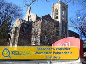 Worcester Polytechnic Institute campus WPI