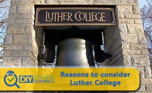 Luther College campus