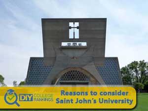 Saint John's University campus