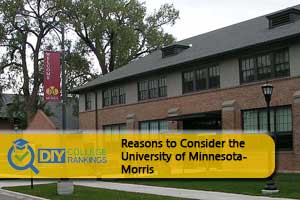 University of Minnesota-Morris campus