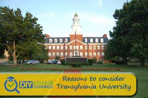 Transylvania University campus