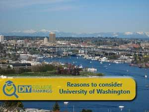 University of Washington Seattle campus