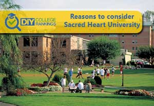 Sacred Heart University campus