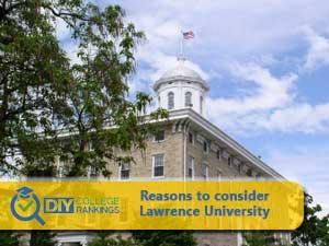 Lawrence University campus