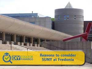 SUNY at Fredonia campus